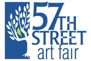 57th Street Art Fair - Logo - Photo by:  www.57thstartfair.org