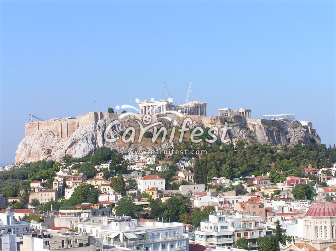Acropolis, Athens - CarniFest Online Photo © All Rights Reserved