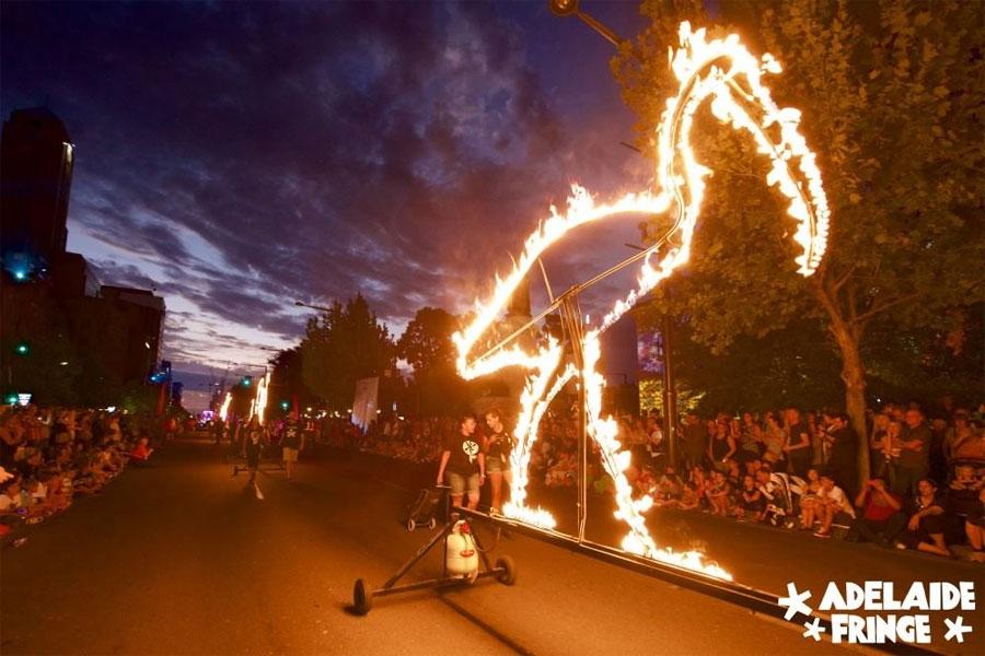 Adelaide Fringe - Photo: www.adelaidefringe.com.au