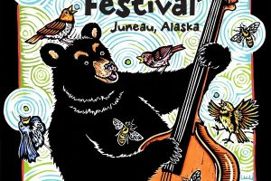 Alaska Folk Festival Poster - Photo by: www.akfolkfest.org