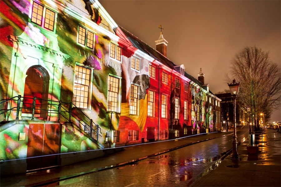 Amsterdam Light Festival - Photo: amsterdamlightfestival.com