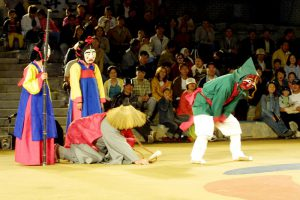 Andong Maskdance Festival - Photo by: www.maskdance.com