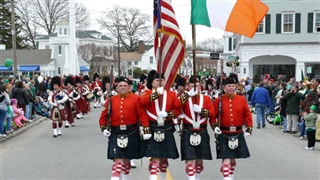 Annual Mystic Irish Parade
