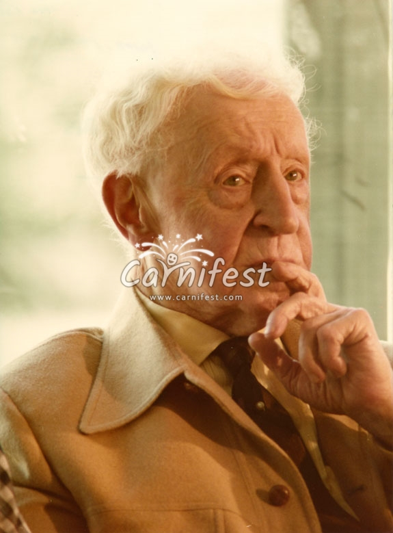Arthur Rubinstein - Photo by: Yaacov Aviram