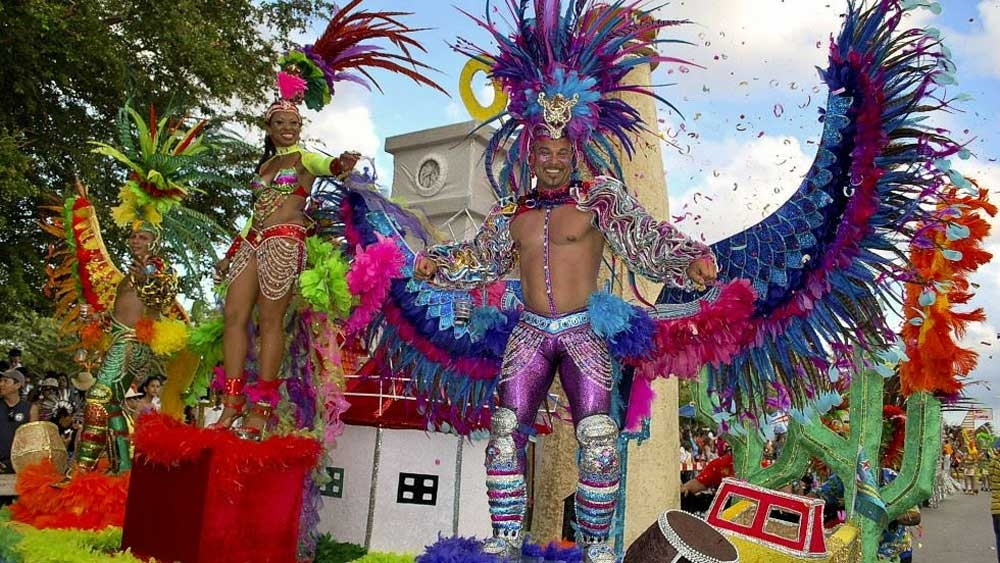 Aruba Carnival - Photo by: www.facebook.com/ArubaCarnival