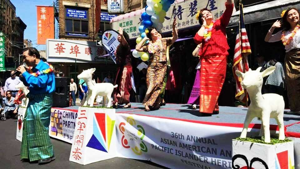 Asian American and Pacific Islander Heritage Festival - Photo: capaonline.org