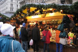 Christmas Market in Vienna - CarniFest Online Photo © All Rights Reserved