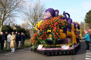BULBFLOWER PARADE - Photo by: bloemencorso-bollenstreek.nl