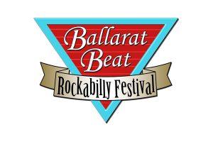 Ballarat Beat Rockabilly Festival poster - Photp: www.ballaratbeat.com.au