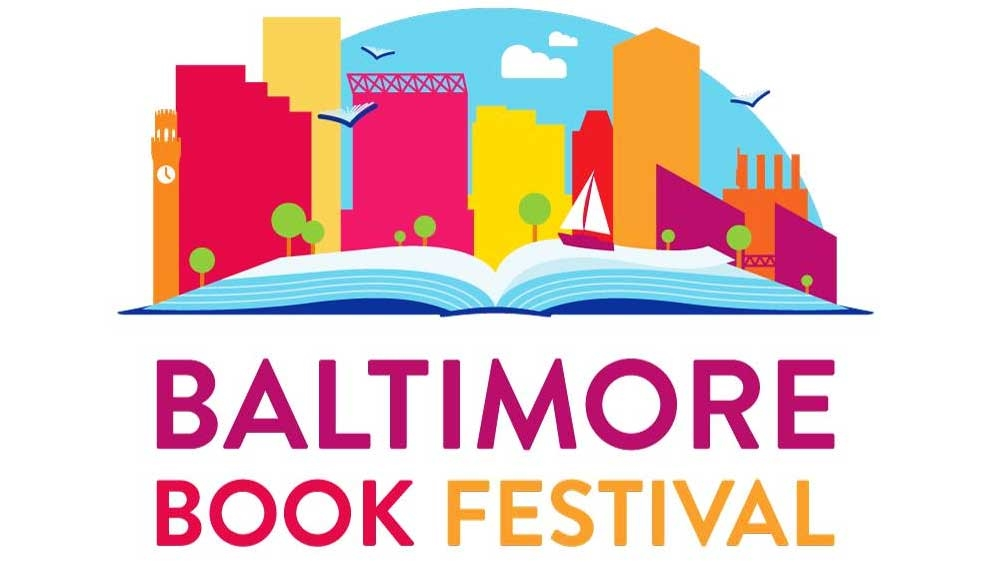 Baltimore Book Festival poster - Photo by: baltimorebookfestival.com