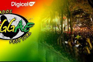 Barbados Reggae Festival - Poster - Photo by: www.thebarbadosreggaefestival.com