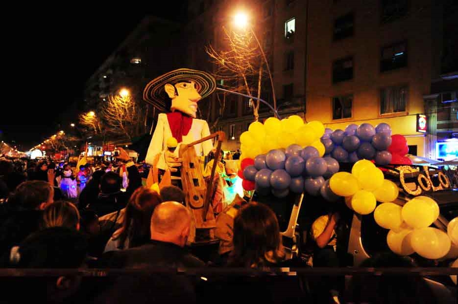 Barcelona Carnival - Photo courtesy of © Barcelona.de