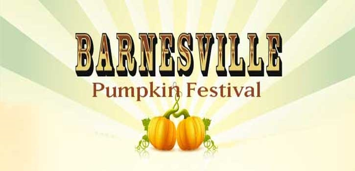 Barnesville Pumpkin Festival - Photo by: www.barnesvillepumpkinfestival.com