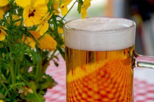 "Beer Glass - Photo by Ingrid ""HoliHo"" [Via pixabay.com]"