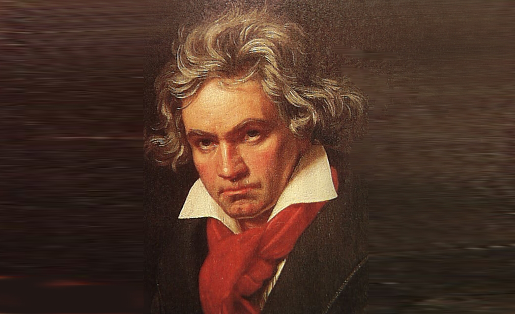 Beethoven portrait