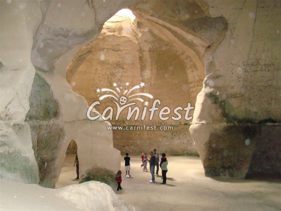 Beit Govrin Bell Cave - CarniFest Online Photo © All Rights Reserved