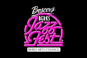 Berks Arts Council / Berks Jazz Festival poster - Photo by: www.berksjazzfest.com