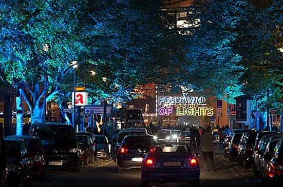 Berlin Festival of Lights - Photo by: www.city-stiftung-berlin.eu