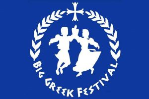 Big Greek Festival logo - Randolph, NJ - Photo by: www.biggreekfestival.com