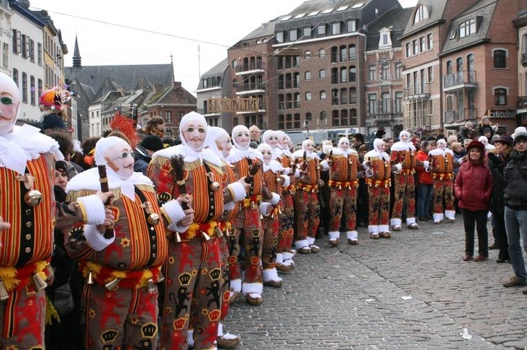Binche carnival - Photo by: www.binche.be