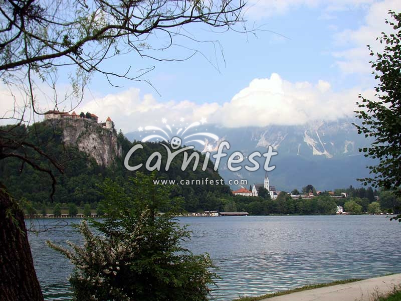Bled lake - CarniFest Online Photo © All Rights Reserved