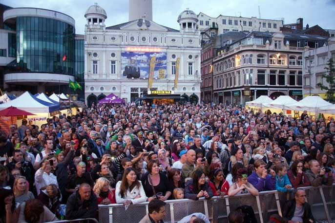 Brazilica Festival in Liverpool - Courtesy of www.brazilicafestival.com