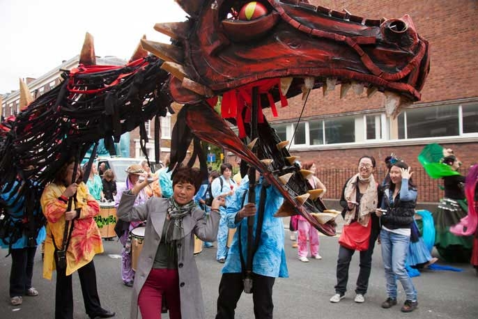 Brazilica Festival in Liverpool - Courtesy of www.brazilicafestival.com