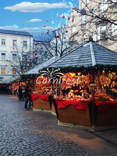 Bressanone Christmas Market - CarniFest Online Photo © All Rights Reserved