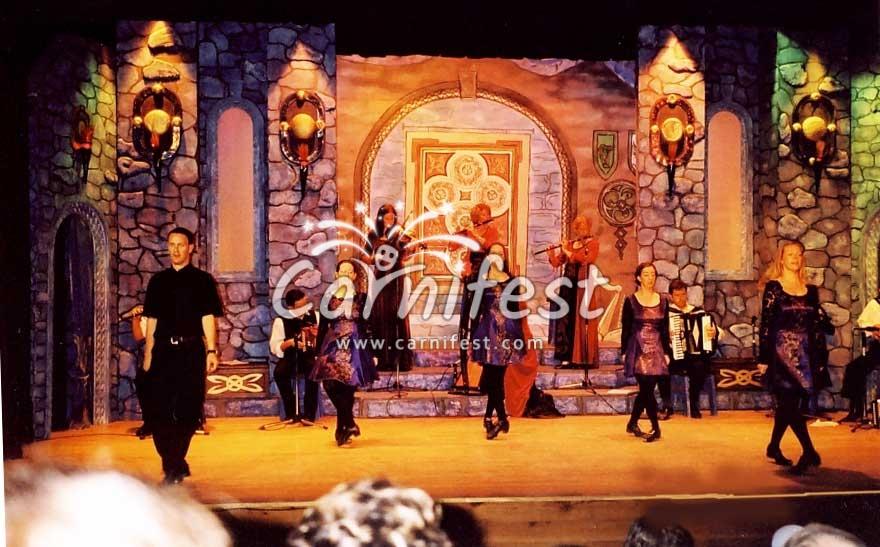 Bru Boru National Irish Cultural Centre - CarniFest Online Photo © All Rights Reserved