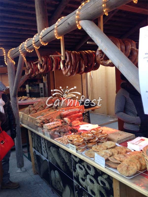Brunico Christmas market - CarniFest Online Photo © All Rights Reserved