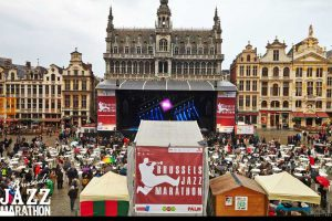 Brussels Jazz Marathon - Photo courtesy of: www.brusselsjazzmarathon.be