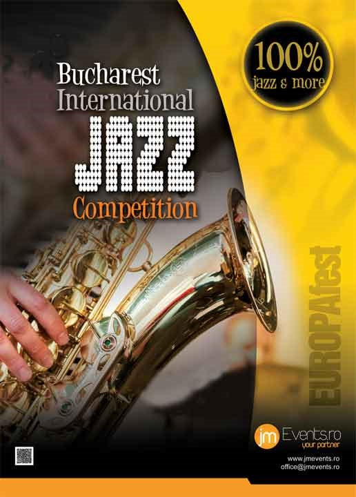 Bucharest International Jazz Competition & Festival - Courtesy of Bogdana Horatiu - @ EUROPAfest, jmEvents