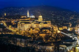 Budapest castle hill - Photo by: pixabay.com