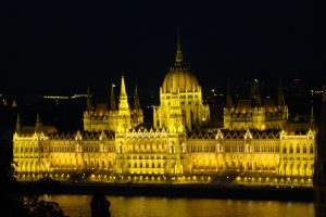 The Hungarian Parliament Building - CarniFest Online Photo © All Rights Reserved