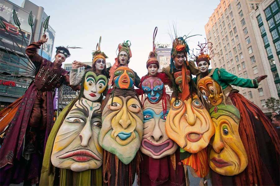 Busker Fest Toronto - Photo by: www.facebook.com/BuskerFestToronto