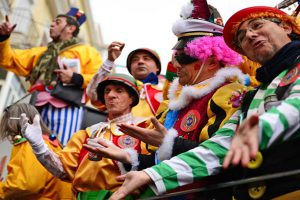 Cadiz during Carnival - Photo by: www.andalucia.org