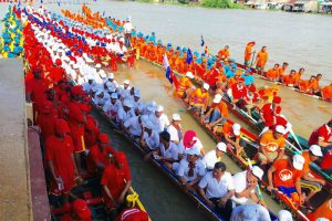 Cambodia's Water Festival - Photo by: www.tourismcambodia.org