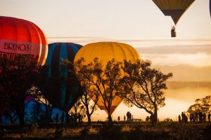 Canberra Balloon Spectacular - Photo by: balloonspectacular.com.au