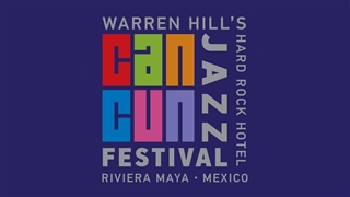 Cancun Jazz Fest poster