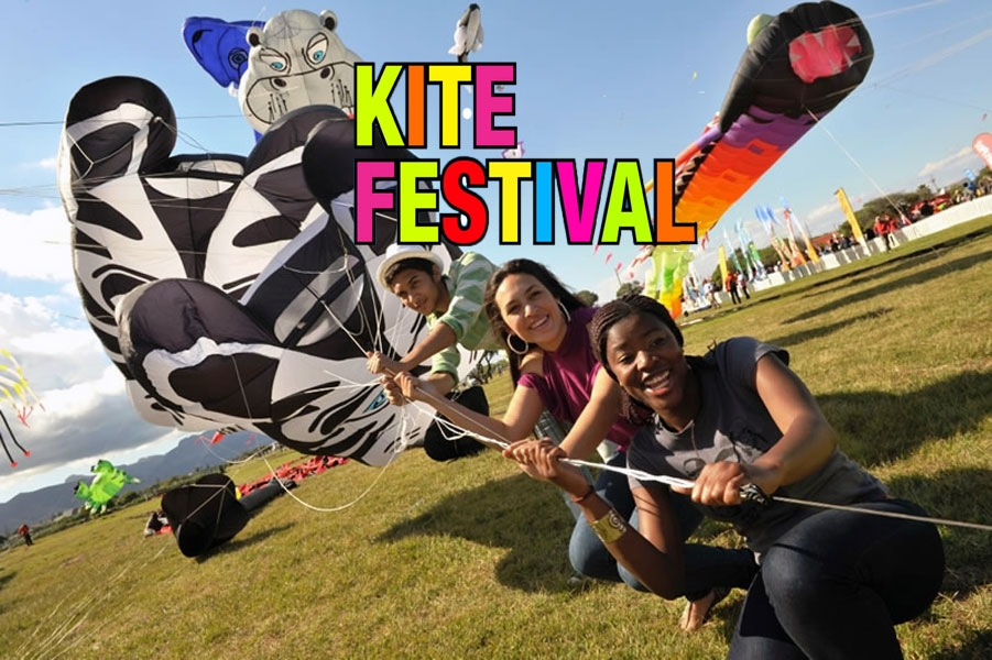 Cape Town International Kite Festival - Photo by: www.capementalhealth.co.za