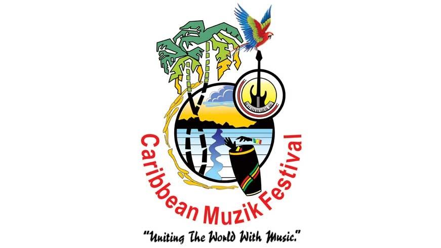 Caribbean Muzik Festival poster - Photo by: caribbeanmuzikfestival.com
