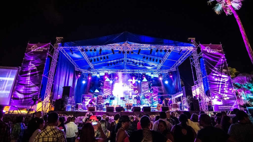 Caribbean Sea Jazz Festival in Aruba - Photo by: www.caribbeanseajazz.com