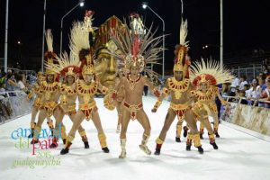 Carnivaof the Country Gualeguaychú - Photo :www.argentina.travel