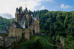 Castle / Burg Eltz Middle Ages Wierschem, Germany - Photo by: Herbert Aust