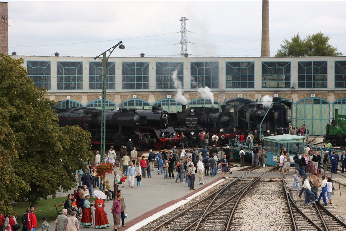 Central European Steam Engine Grand Prix - Photo by: www.vasuttortenetipark.hu