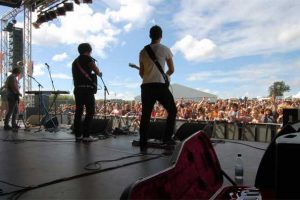Chagstock Festival - Photo by: Michael Eccleshall - Music Media Relations