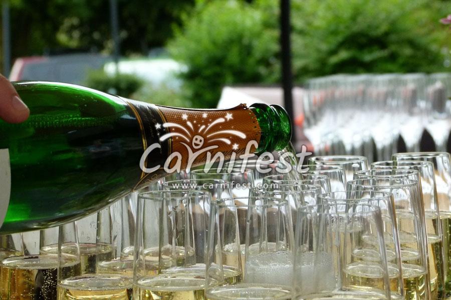 Champagne Semi Sparkling - pixabay.com