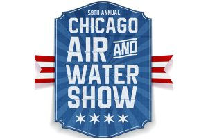 Chicago Air and Water Show poster - Photo by: www.cityofchicago.org