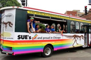 Chicago's Pride Parade & Festival - Photo by: http://chicago.gopride.com