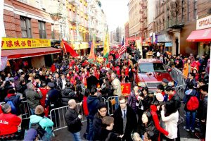 Lunar New Year in Manhattan's Chinatown - NYC       -          - Photo by: http://betterchinatown.com
